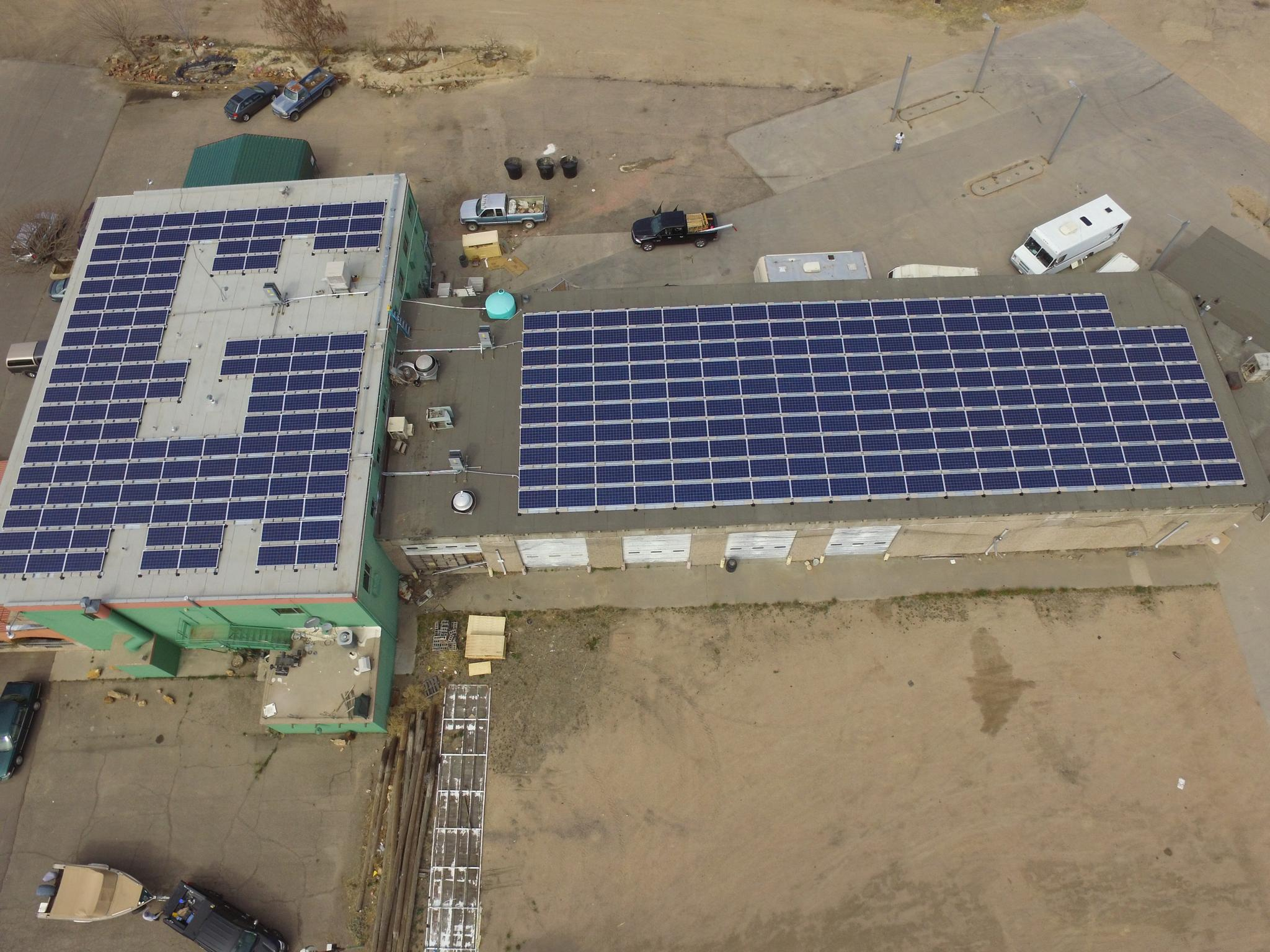 Livsolar Profile Reviews 2018 Energysage Ford Solar Panel Roof 99kw Commercial Project In Rocky Co