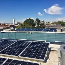 14.84kW Town home project in Denver, CO