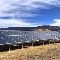 Ground mount system in Canon City, CO