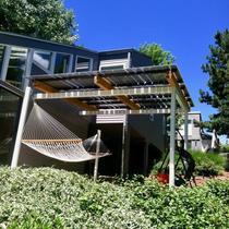 Solar Pergola in Boulder