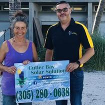 FL Keys homeowner going solar!