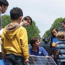 We Teach Kids about Solar