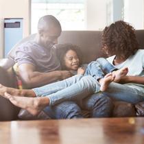 Our Pika Energy Island™ allows your family to enjoy 100% clean solar energy 24/7.