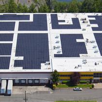 Large Ballast PV System in Bergen County NJ