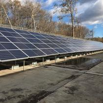 250kW solar farm