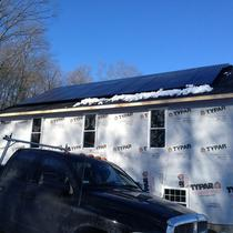 Brooklyn  CT, SunPower 327