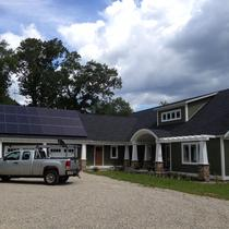 Killingly CT, SunPower 327