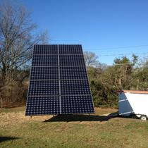 Woodstock CT, SunPower 327