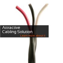 10 Gauge, Modular Trunk Cables