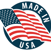 Designed and Manufactured in the USA