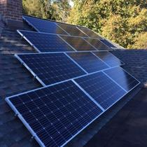 Suniva 285 watt panels.