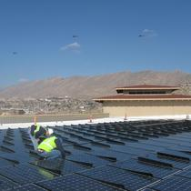UTEP Solar Installation