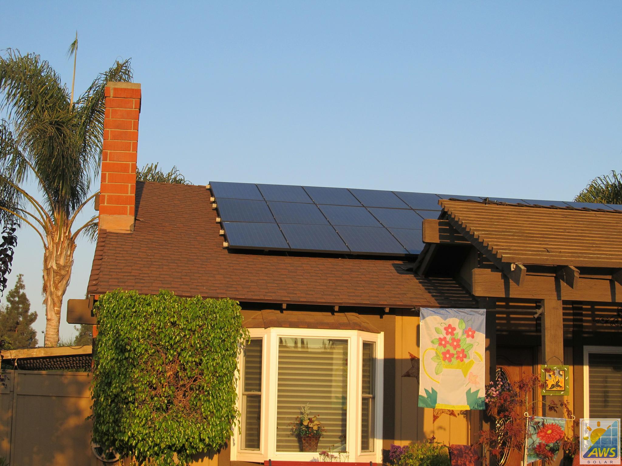 9.8 KW Solar System Installed By AWS Solar