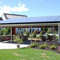 Solar Pavillion (Cranbury, NJ)