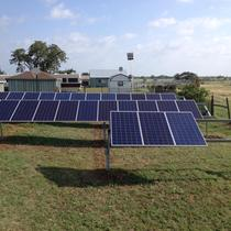 10kw Gnd Mt in Pottsboro, TX