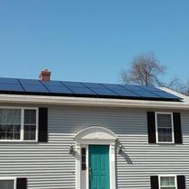 18 Canadian Solar 250W modules in Cumberland, RI
