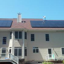44 SolarWorld 280W modules in Rehoboth, MA