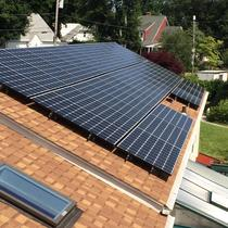 32 SolarWorld 285W modules in Lincoln, RI