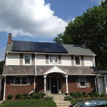 SunPower All Black AC Modules in Point Breeze