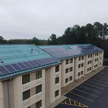 PV Systems for Hotel