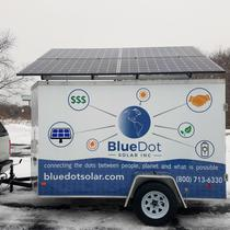 Mobile PV Generator