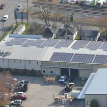 100 kW Bosch Solar Panels w/ SMA