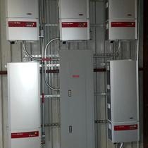 Inverters for large Solar System