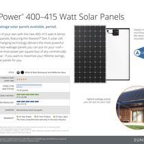 SunPower A-series
