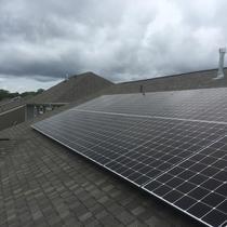 Mount Pleasant Roof Array (8.1kW)