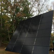 In October 2014, Earthlight installed a 8 kW Dual-Axis Tracker in Tolland, CT.