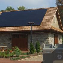 Furman University's Sustainable house