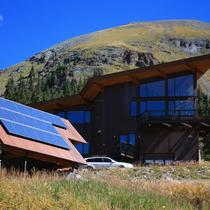 Off Grid residence in Telluride