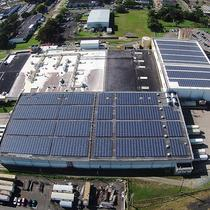 Gvelop Commercial Solar Installation