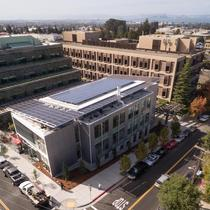 Sungevity Commercial Solar Installation at the University of California - Berkeley Jacobs Hall