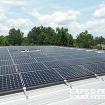 Solar on Office Building
