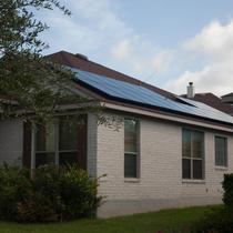 Installed by HEsolar