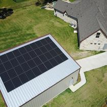HESOLAR installation in PEC area