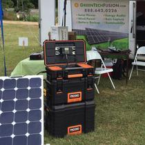 Mobile & Emergency Solar Generators