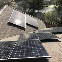 No Conduit on Roof Installs