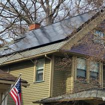 5.76 kW System Installed in Lakewood, Ohio.