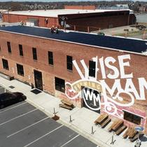 Wise Man Brewery, Winston-Salem, NC