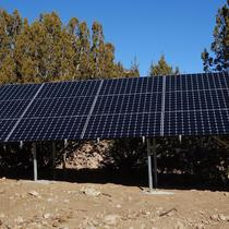 Canon City, Sunpower Groundmount 6.2KW