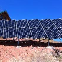 Pueblo West, Sunpower Groundmount, 10 KW