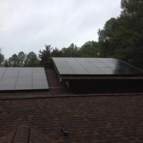8.1 kW System in Charlotte, NC