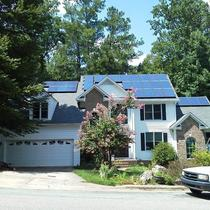 7.55kW in Carrboro, NC