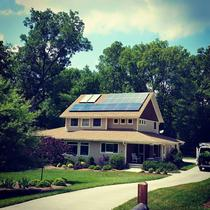 Can I add panels later? This homeowner added 3.06kW to an existing 2.4kW for a total of 5.5kW.