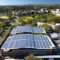 Trina Solar Commercial Installation