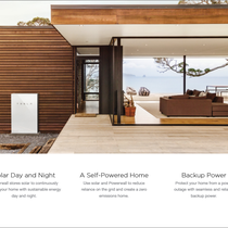 Tesla Powerwall authorized installer