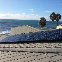 Beautiful solar system installation in San Diego, CA by Home Energy Systems