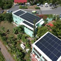 Independent hotels and AirBnB's are perfect for solar upgrades.
